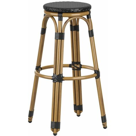 Timothy Bar Stool - Black
