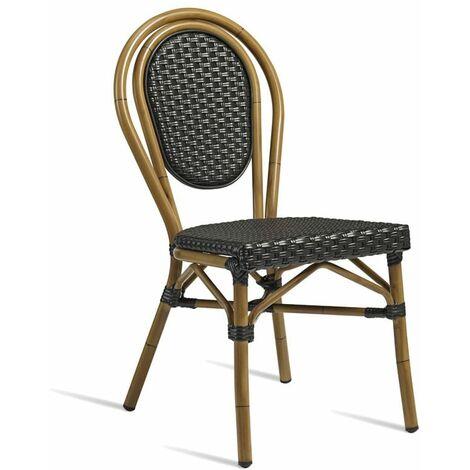 Timothy Side Chair - Black