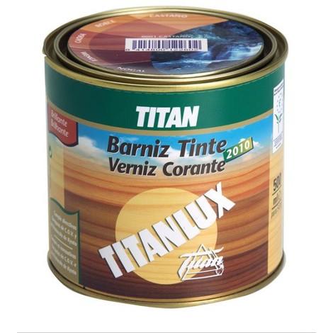 Tinte Ecologico Bc Azul Verdos - TITAN - 902721801 - 1 L