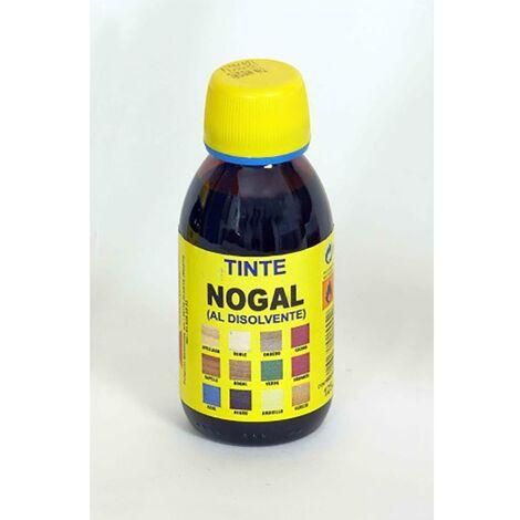 Tinte Madera Al Disolvente Nogal 125 Ml Promade Co