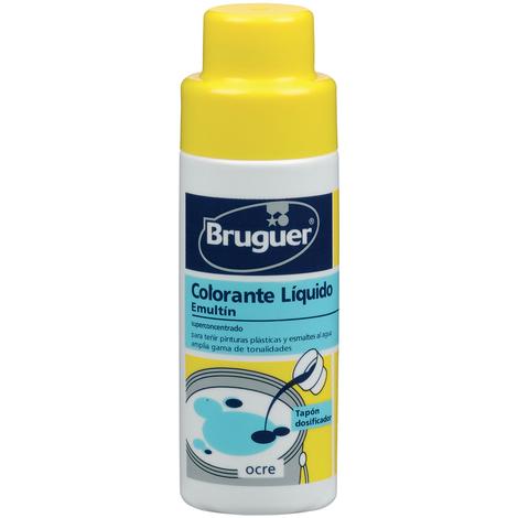 Tinte Pint al Agua Amarillo Li - EMULTIN - 5056669 - 100 ML