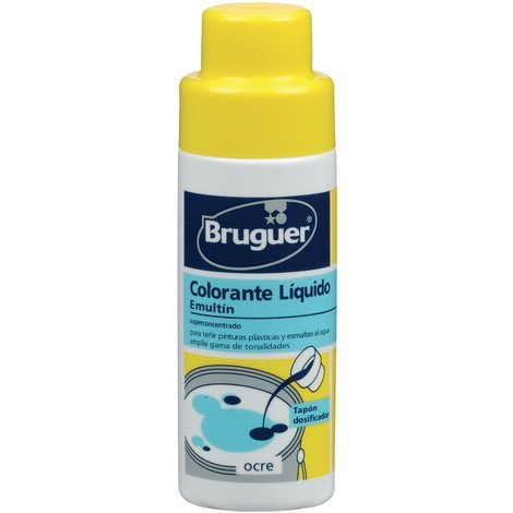 Tinte Pint al Agua Ocre - EMULTIN - 5056674 - 50 ML