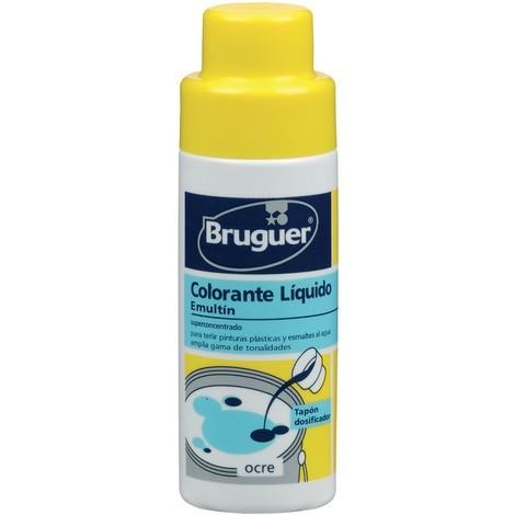 Tinte Pint al Agua Pardo - EMULTIN - 5056680 - 100 ML