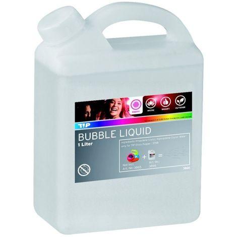 TIP 3866 Party Bubble Liquid 1 Liter für Paulmann Bubble Maschine