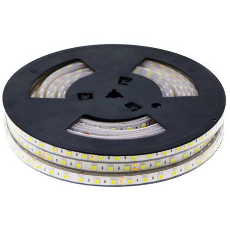 Tira de LED 240W 24V DC SMD5050 60 LED/m 12W/m IP67 (20 Metros)
