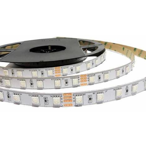 "main image of ""Tira de LED 24V-DC 72W multicolor RGB IP20 Rollo 5 metros   RGB"""