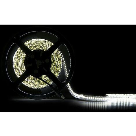 Tira LED 12VDC SMD3528 240Xm 14W/M IP25 5M