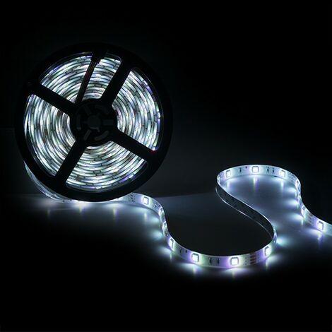 Tira LED 150 X SMD 5050 5M RGB | RGB (PL219011RGB)