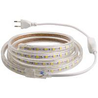 Tira LED 220V AC SMD5050 60 LED/m 4 Metros
