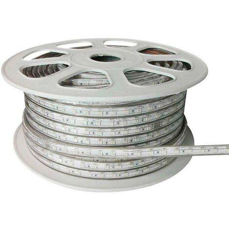 """main image of """"Tira LED 220V SMD5050, 60Led/m, RGB, carrete 50 metros, RGB - RGB"""""""
