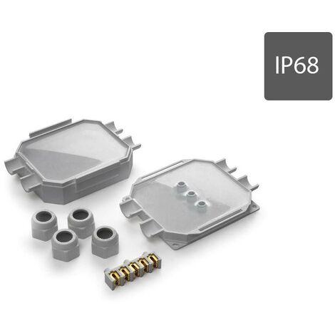 TIRA LED 230V MONOCOLOR IMPERMEABLE IP65 CALIDAD PREMIUM - ROLLO DE 5 METROS
