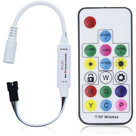 "main image of ""Tira LED 24V-DC 10W/m SMD5050 IP68 Rollo 20 metros | Blanco Cálido"""