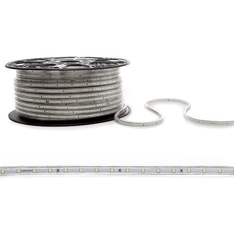 Tira LED 60 /M SMD2835 220VAC IP65 x 1M