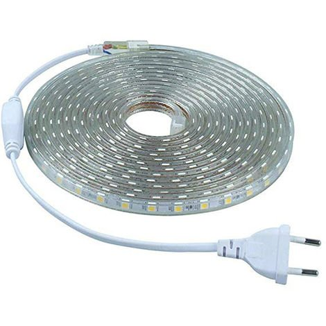 Tira LED Flexible Impermeable IP67 SMD2835 (12W y 1320 Lm /m)