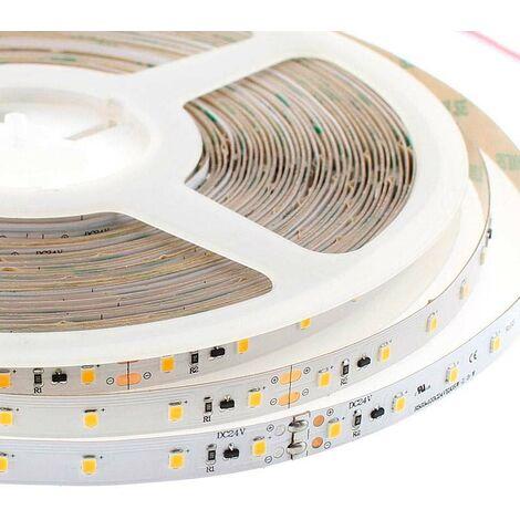 Tira LED Monocolor EPISTAR SMD2835, DC24V, 20 metros (60Led/m), 144W, IP20