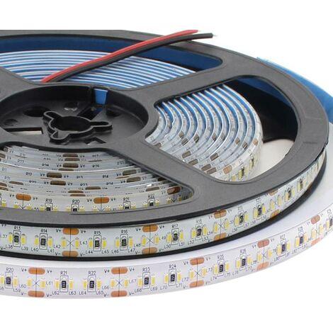 Tira LED Monocolor EPISTAR SMD3014, DC24V, 5m (240 Led/m) - IP65