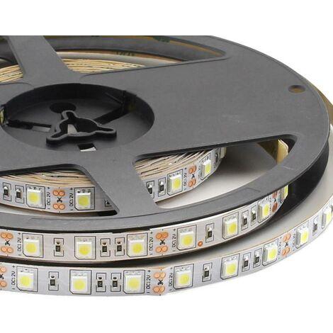 Tira LED Monocolor HQ SMD5050, DC12V, 5m (60 Led/m) - IP20