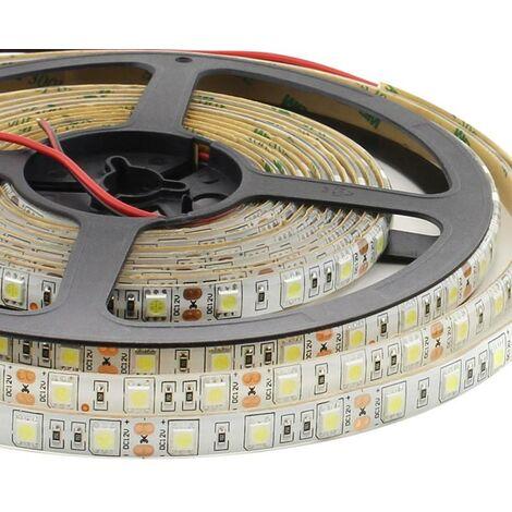 Tira LED Monocolor HQ SMD5050, DC12V, 5m (60 Led/m) - IP65