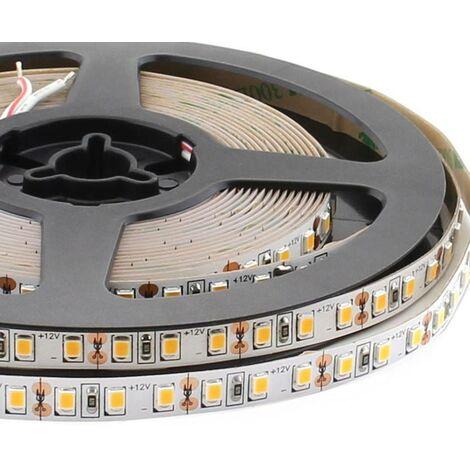Tira LED Monocolor SMD2835, ChipLed Samsung, DC24V, 5m (120Led/m) - IP20