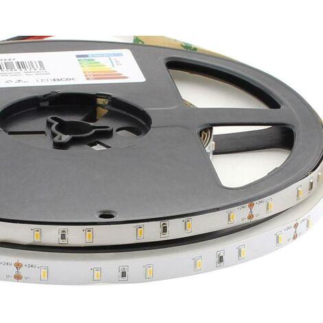 Tira LED Monocolor SMD3014, DC24V, 5m (60 Led/m) - IP68 nano waterpoof