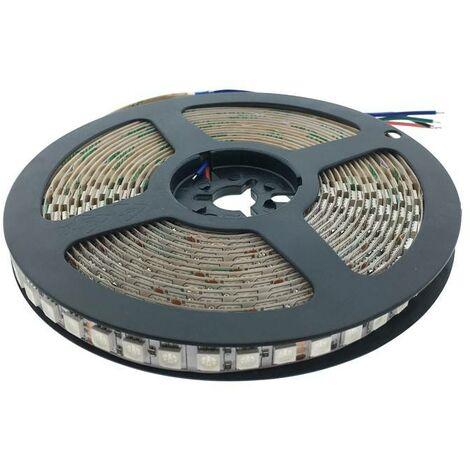 Tira LED RGB 24V-DC 100W 10mm - Bobina 5 metros