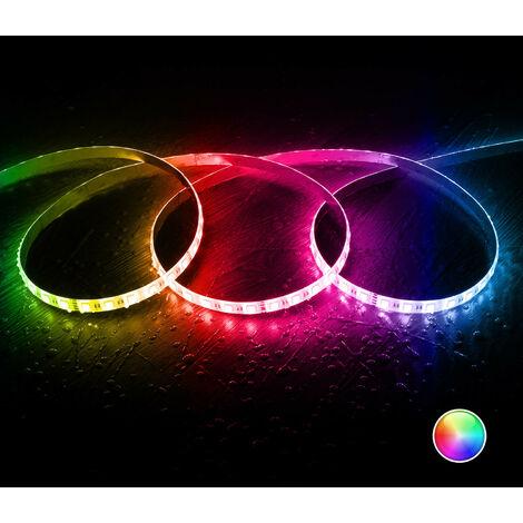 Tira LED RGBW 24V DC 60LED/m 5m IP65 RGBW - RGBW
