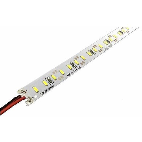 Tira LED RIGIDA 12V 18W 4000K 1m