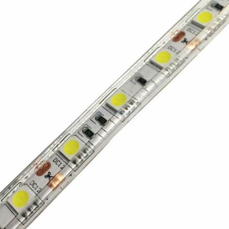 """main image of """"Tira LED SMD 5050 60 LED 3000K° IP65 Bobina"""""""