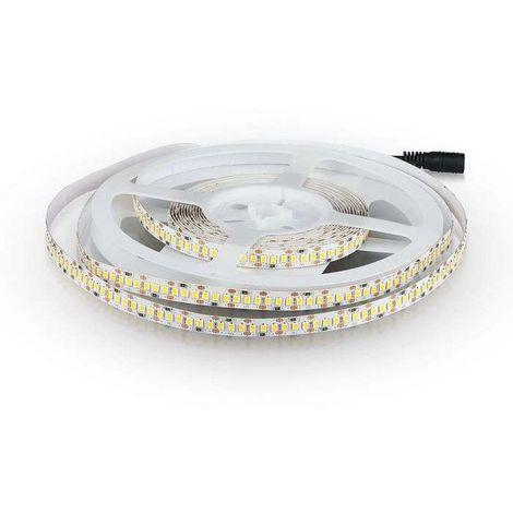 Tira led SMD2835 18W/m 204 leds/m 12V IP20 5 metros