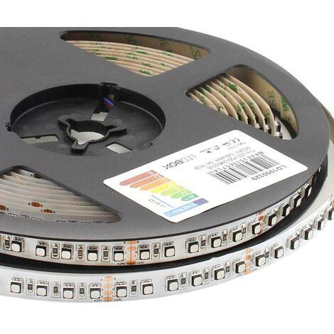 "main image of ""Tira LED SMD3535, ChipLed Samsung, RGB, DC24V, 5m (120Led/m) - IP20, RGB - RGB"""