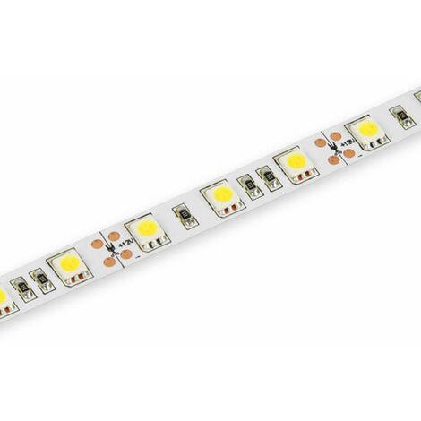 Tira LED SMD5050 60 LED RGB IP20
