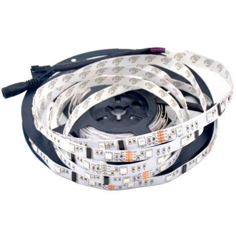 Tira MAGIC LED SMD5050, RGBX, DC12V, 5m (30 Led/m) - IP20, RGB - RGB