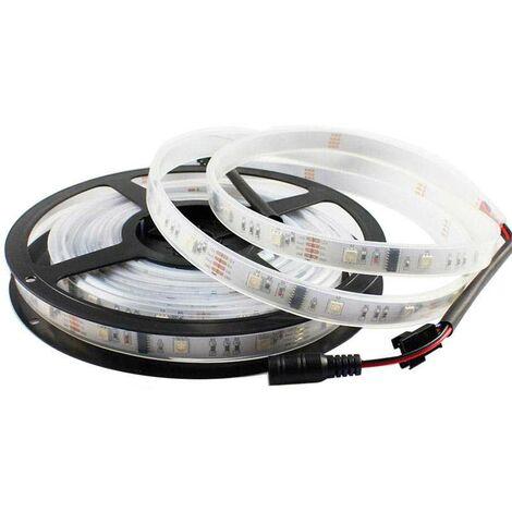 Tira MAGIC LED SMD5050 RGBX DC12V 5m (30 Led/m) IP67, RGB - RGB