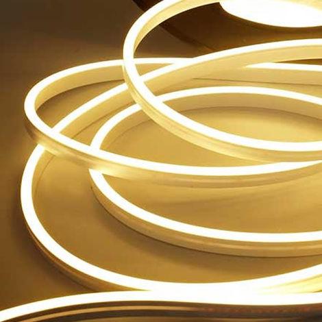 Tira neon 24v ip65 3000k 9w / 1 metro ry