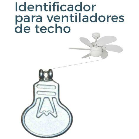 Tirador de interruptor de luz para ventilador de techo EDM 33923
