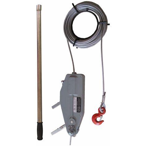 Tire-câble manuel - Tire-fort - 800 kg