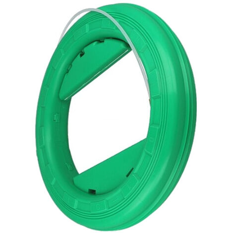 Tire fil électrique nylon avec carter, 10 mètres AGI ROBUR
