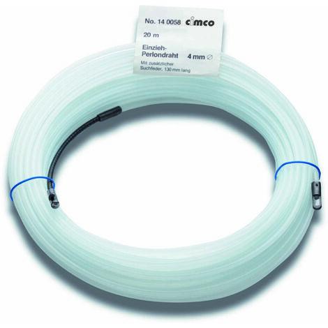 Tire-fils en perlon 10 m env. 130 mm 900N Cimco 140054 C70407
