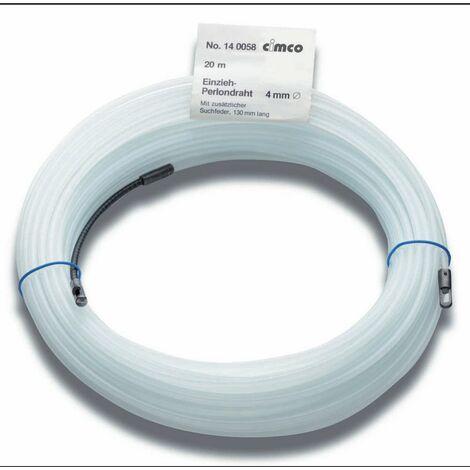 Tire-fils en perlon 5 m env. 130 mm 900N Cimco 140052