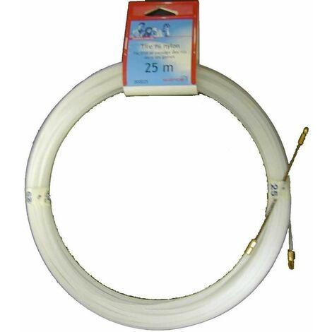 Tire-fils nylon 25m