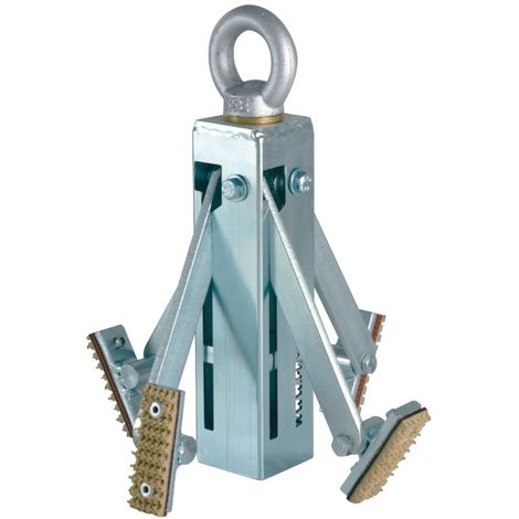 Tire gaine tubage 100-300 idéal insertion conduit cheminée par le bas Réf 6060