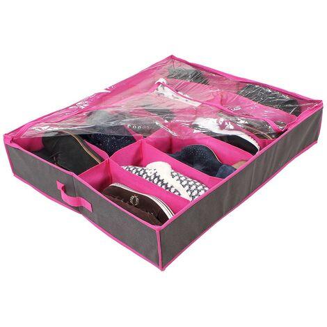 Tiroir de rangement chaussures 12 cases - Casâme