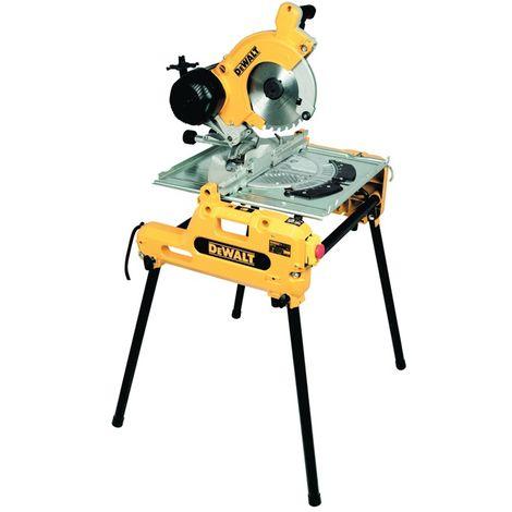 Tisch-,Kapp- u.Gehrungssäge DW 743 N 140x68mm 2000W 250x30mm DEWALT