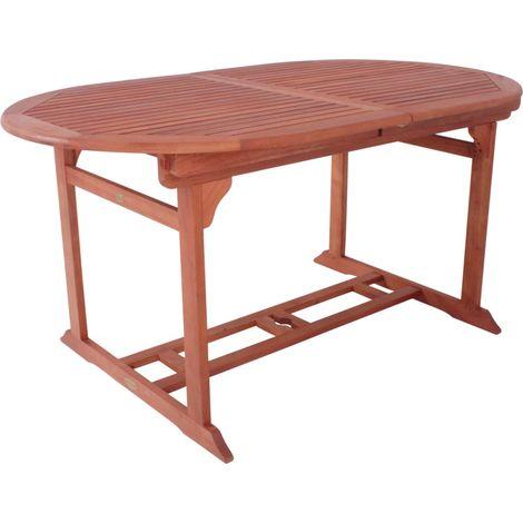 Tisch 60x60 Ausziehbar.Tisch Stockholm Ausziehbar Oval Geölt 985013