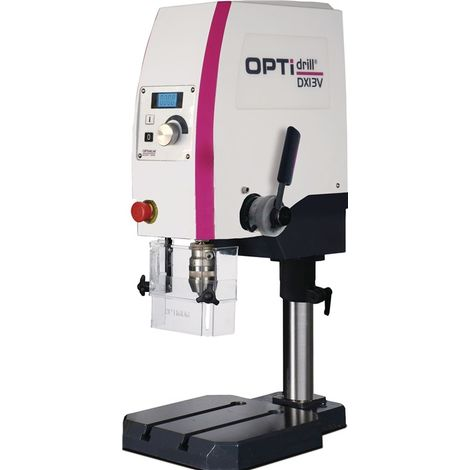 Tischbohrmaschine DX 13 V 13mm B16 100-3000min-¹ OPTI-DRILL