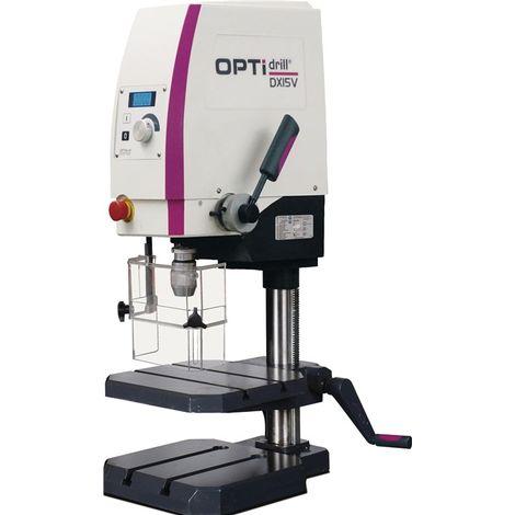 Tischbohrmaschine DX 15 V 15mm MK2 100-3000min-¹ OPTI-DRILL