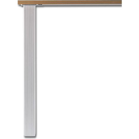 Tischfuß Quadra 60 x 60 mm