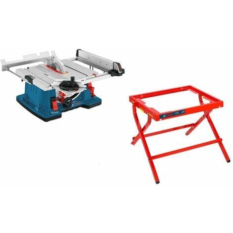 Tischkreissäge GTS 10 XC mit Arbeitstisch GTA6000   Professional