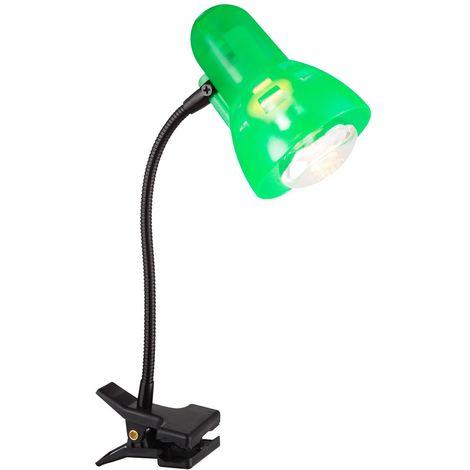 Tischleuchte Tischlampe Leselampe Cliplampe Leseleuchte