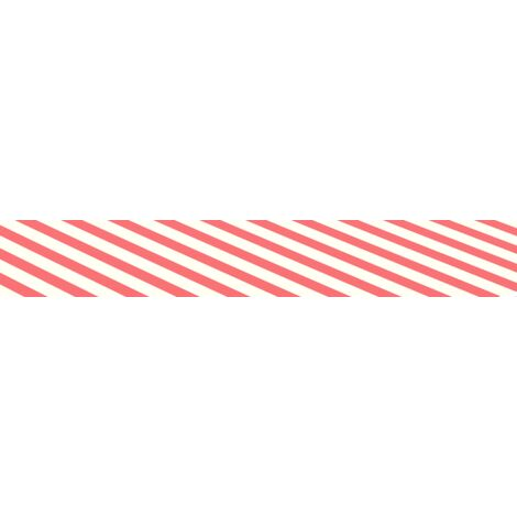 Tissu d'auvent toile store banne rayure rouge blanc pour store 3X2m